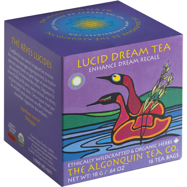 Tisane Rêves lucides (16 sachets)