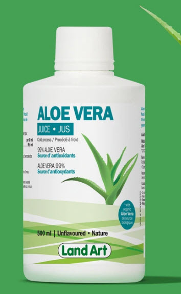 Aloe Vera jus nature (500 ml)