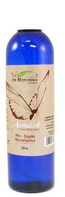 Aromasol - Cannelle, girofle et menthe (270 ml)